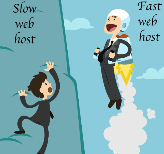 slow-vs-fast-website-hosting