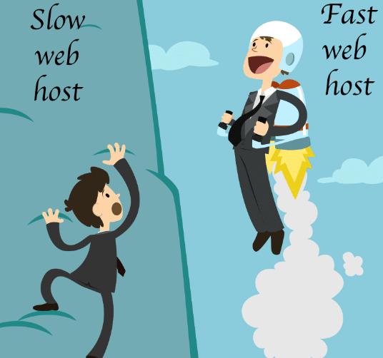 slow-vs-fast-website-hosting