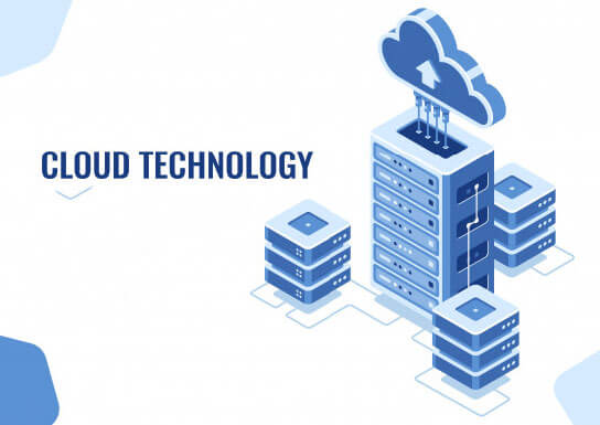 Cloud-hosting-technology