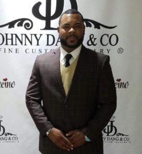 Entrepreneur Dr. Casuel D Pitts Jr. 1