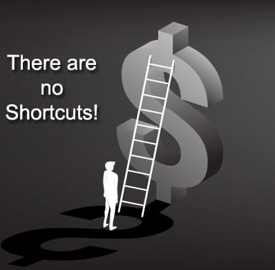 no-shortcuts-for-success