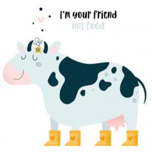 Animals-are-Friend-not-food