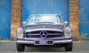 Ionic-Cars