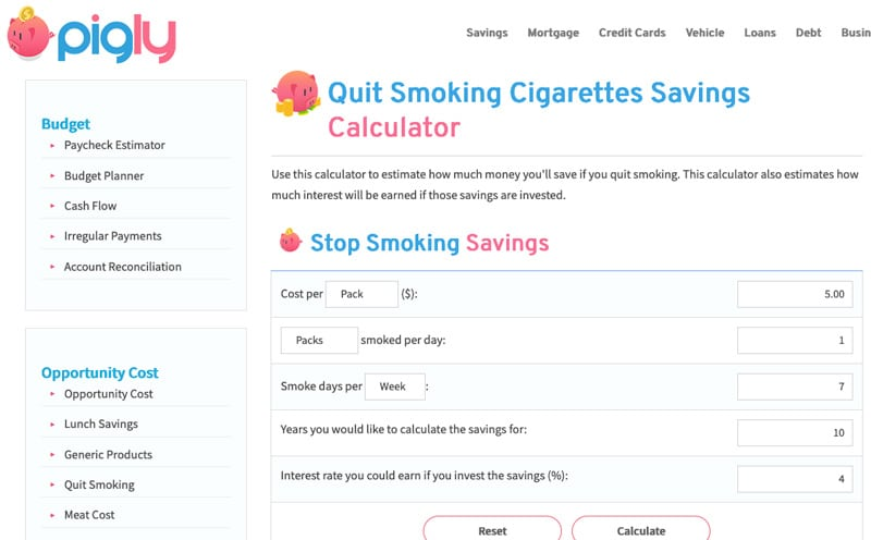 quit-smoking-calculator