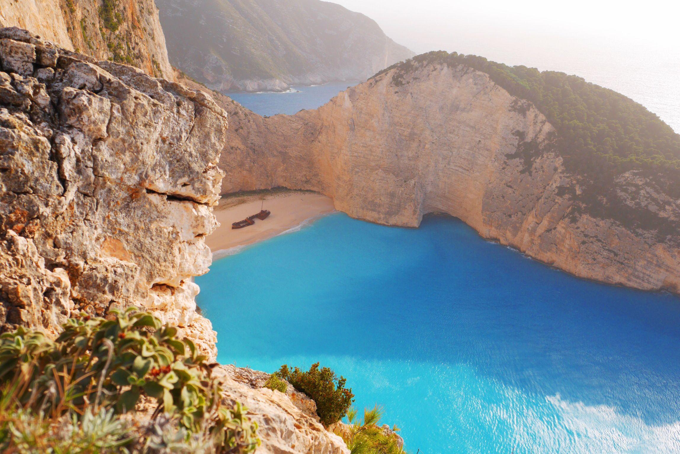 Troy-Bronson-Zakynthos- Greece