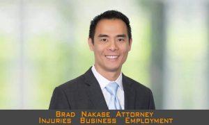Brad Nakase - Accident Lawyer